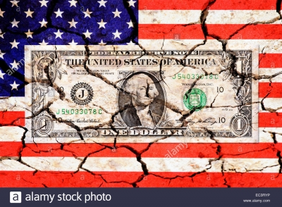 ΗΠΑ: Στα 2,711 τρισ. δολ. έφτασε το έλλειμμα μέχρι στιγμής το 2021 - Δεν φτάνουν τα έσοδα