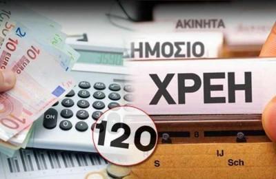 Οφειλές που μπαίνουν στις 120 δόσεις: Δημοτικά τέλη, φόροι, ενοίκια, λογαριασμοί ύδρευσης, κλήσεις από τη δημοτική αστυνομία