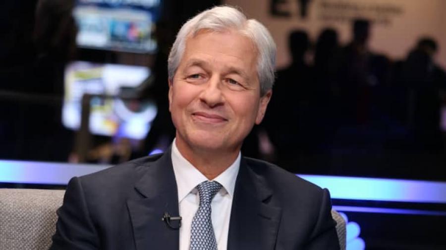 Dimon (JP Morgan Chase): Έχουμε συγκεντρώσει ρευστότητα 500 δισ. δολ. γιατί έχουμε προεξοφλήσει άνοδο των επιτοκίων