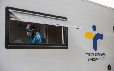 Συναγερμός στον Πειραιά για τουλάχιστον 19 κρούσματα κορωνοϊού σε γηροκομείο