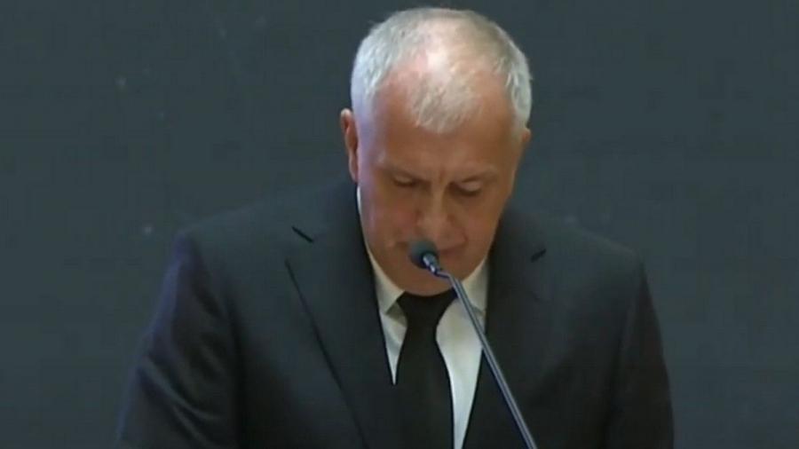 Ντούσαν Ίβκοβιτς: Βαρύ κλίμα σε εκδήλωση για να τιμηθεί η μνήμη του στο Κοινοβούλιο