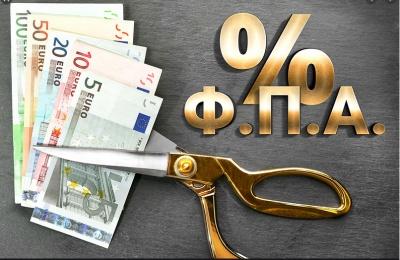 Επιλεκτικές μειώσεις ΦΠΑ στην εστίαση, στο 13% στον καφέ - Μπαράζ τα αιτήματα μείωσης φόρων - Η κυβέρνηση εξετάζει τμηματικές καταβολές
