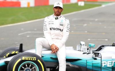 F1: Θρίαμβος Hamilton και Mercedes στο ισπανικό Grand Prix