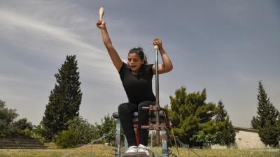 Αλία Ίσσα: Η πρώτη γυναίκα στην Παραολυμπιακή Ομάδα Προσφύγων που δεν εγκατέλειψε στις δύσκολες στιγμές!