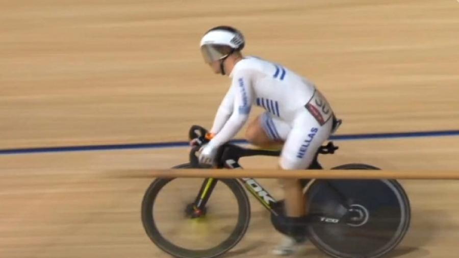 Ποδηλασία: Ανέβηκε στην 14η θέση ο Βολικάκης στην κούρσα αποκλεισμού του όμνιουμ! (video)