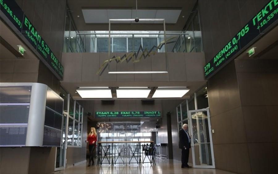 Λίγο μετά το κλείσιμο του ΧΑ – «Πλάτη» από τράπεζες, «ανάσες» σε επιλεγμένα blue chips