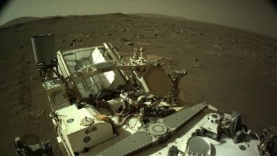 NASA: Η πρώτη ηχογράφηση του ρόβερ στον πλανήτη  Άρη - Περίεργος θόρυβος προκαλεί αμηχανία