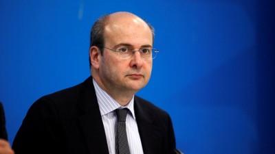 Χατζηδάκης (ΥΠΕΝ): Επιβράβευση της ενεργειακής πολιτικής η έκθεση της Κομισιόν