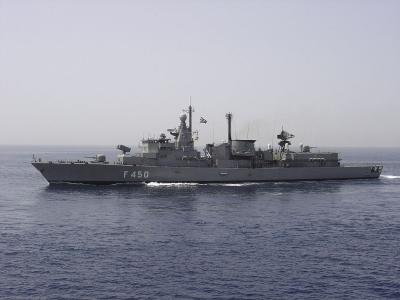 Συνεκπαίδευση της φρεγάτας «Έλλη» και μαχητικών αεροσκαφών με μονάδες της ναυτικής δύναμης του ΝΑΤΟ