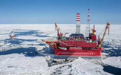 Ρωσία: Διαρροή πετρελαίου έθεσε σε κατάσταση εκτάκτου ανάγκης περιοχή στην Αρκτική