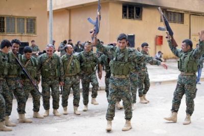 Τουλάχιστον 13.000 Σύροι αντάρτες που στηρίζονται από την Τουρκία έχουν φτάσει στη Λιβύη από το Δεκέμβριο του 2019
