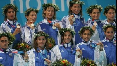 Ολυμπιακοί Αγώνες 2004: Η Άντι Μελιδώνη στο BN Sports θυμάται τον θρίαμβο της Εθνικής ομάδας πόλο και την κατάκτηση του αργυρού μεταλλίου!
