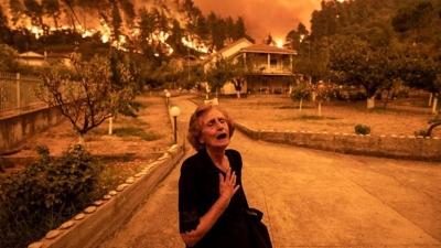 Ψυχολόγοι και Κοινωνικοί λειτουργοί στο πλευρό των πυρόπληκτων της Εύβοιας: Κανείς μόνος και αβοήθητος, κανείς ξεχασμένος