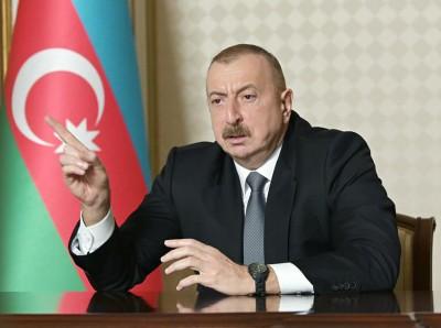 Aliyev (Αζερμπαϊτζάν): Μόνο υπό ορισμένους όρους συνομιλίες με τον πρωθυπουργό της Αρμενίας