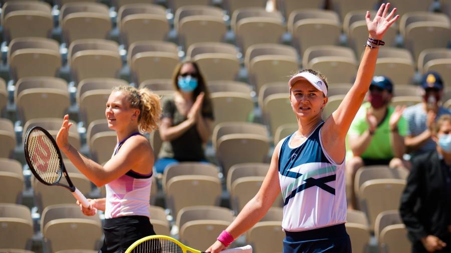 Roland Garros: Κέρδισε (και) το διπλό και έγραψε ιστορία η Κρεϊτσίκοβα