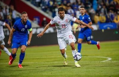 Προκριματικά Παγκόσμιου Κυπέλλου 2022, 2ος όμιλος: Άνοιξε την διαφορά η Ισπανία – Προσπέρασε το Κόσοβο η Ελλάδα