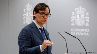 Παραιτήθηκε ο Ισπανός υπουργός Υγείας Salvador Illa