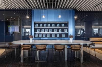Aegean: Νέο Business Lounge στο αεροδρόμιο Θεσσαλονίκης