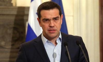 Τσίπρας: Κάναμε πράξη την υπόσχεση για έξοδο από τα μνημόνια – Η ΝΔ χρεοκόπησε την Ελλάδα και την οδήγησε στο ΔΝΤ