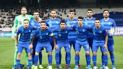 Εθνική Ελλάδος: Στο ΟΑΚΑ οι αγώνες με Ισπανία και Κόσοβο!