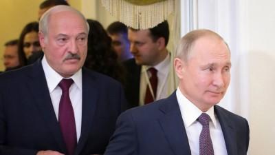 Ο πρόεδρος της Λευκορωσίας Lukashenko ζήτησε από τον Ρώσο πρόεδρο Putin νέα όπλα