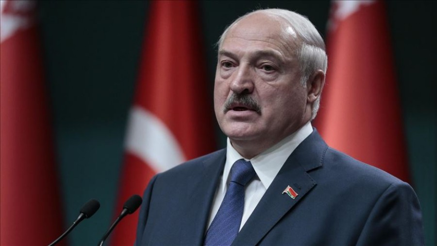 Bloomberg: Η ΕΕ επέβαλε κυρώσεις στον Πρόεδρο της Λευκορωσίας, Lukashenko