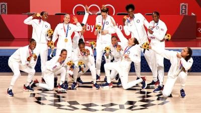 ΗΠΑ: Η πραγματική Dream Team είναι γυναικεία υπόθεση και μετράει 7 διαδοχικά χρυσά μετάλλια!