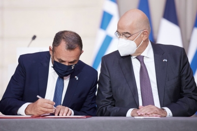 Παναγιωτόπουλος για αμυντική συμφωνία με Γαλλία: Πήραμε αποφάσεις που άλλοι δεν τολμούσαν