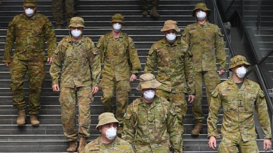 Στρατός στις φτωχές γειτονιές του Σίδνεϊ για την τήρηση του lockdown - Κατακραυγή και διχασμός
