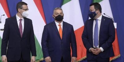 Νέα πολιτική ομάδα στο Ευρωκοινοβούλιο δρομολογεί ο Salvini - Συμμαχία με Orban, Morawiecki