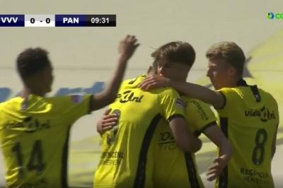 Φένλο – Παναθηναϊκός 1-0: Έτσι άνοιξαν το σκορ οι Ολλανδοί (video)
