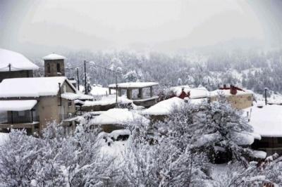 Κλειστά σχολεία σε πολλούς δήμους της δυτικής Μακεδονίας τη Δευτέρα (14/1), λόγω κακοκαιρίας