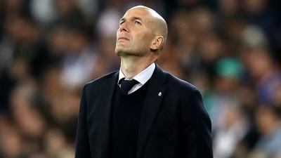 Θετικός στον κορωνοϊό ο θρυλικός ποδοσφαιριστής και προπονητής της Ρεάλ, Zinedine Zidane