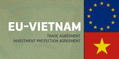 Στις 30/6 οι υπογραφές για την εμπορική συμφωνία ΕΕ - Βιετνάμ