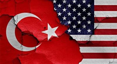 Η Τουρκία εκβιάζει τις ΗΠΑ με κλείσιμο των αμερικανικών βάσεων αν ψηφιστεί το νομοσχέδιο κυρώσεων εναντίον της