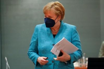Γερμανία: Επείγουσα έκκληση της καγκελαρίου Merkel για αύξηση του ρυθμού των εμβολιασμών