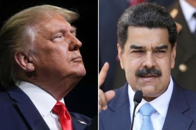 Trump: Θα συναντούσα τον Maduro μόνο για να μιλήσουμε για την έξοδό του από την προεδρία