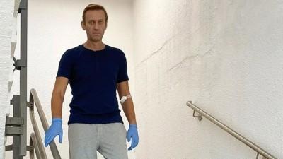Yπόθεση Navalny: Οι θεράποντες γιατροί επιβεβαιώνουν στο Lancet απόπειρα δολοφονίας