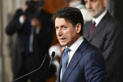 Conte (Ιταλία): Είναι σημαντικό να εκφραστεί από το Ευρωπαϊκό Συμβούλιο η στήριξη σε Ελλάδα και Κύπρο