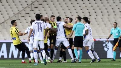 ΑΕΚ – Αστέρας Τρίπολης 0-1: Φιλικό με… ξύλο και συμπεράσματα (video)