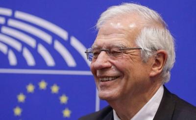 Borrell (EE): Ο επικεφαλής της ευρωπαϊκής διπλωματίας καταγγέλλει τις απειλές του Ιράν κατά του Ισραήλ