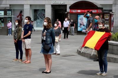 Ισπανία: Μερικό lockdown σε συνοικίες της Μαδρίτης λόγω αύξησης των κρουσμάτων κορωνοϊού