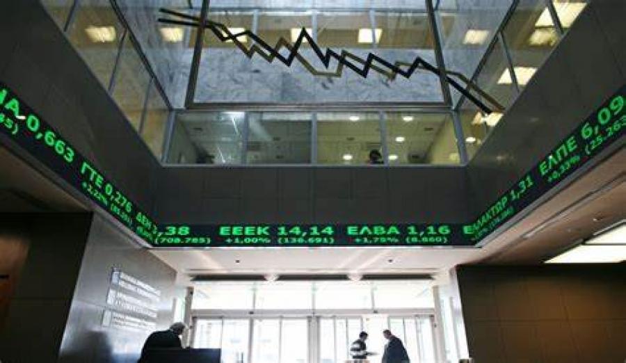 Λίγο μετά το κλείσιμο του ΧΑ – 9 πλέον οι ανοδικές – Που επικεντρώθηκαν οι επενδυτές
