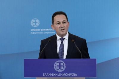 Πέτσας για Στουρνάρα - bad bank: Βλέπουμε θετικά κάθε πρόταση - Θα αξιολογηθεί