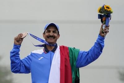 Αμπντουλάχ Αλ-Ρασίντι: Κέρδισε μετάλλιο στα 58 και υποσχέθηκε... χρυσό στο Παρίσι!