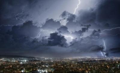 Διακοπή ηλεκτροδότησης στην Ανατολική Αττική, εξαιτίας της κακοκαιρίας