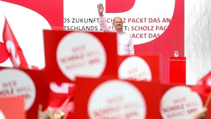 Γερμανία: Στη μία μονάδα η διαφορά SPD από CDU/CSU
