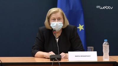 Θεοδωρίδου: Δεν συστήνεται έλεγχος αντισωμάτων μετά από εμβολιασμό