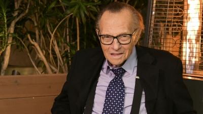 Απεβίωσε ο γνωστός Αμερικανός δημοσιογράφος Larry King