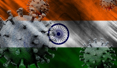 Σε διαρκή ύφεση η covid στην Ινδία – Κάτω από 100.000 τα κρούσματα